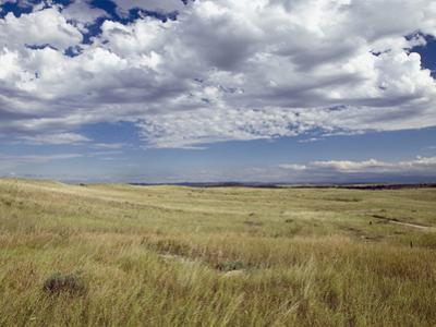 Little Big Horn Battlefield National Monument, Montana, Usa