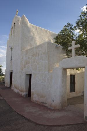 New Mexico, Laguna Mission. Mission San Jose De La Laguna