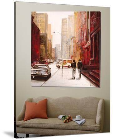 80x50cm-printed canvas-modern table wall decoration-new york-ny-11t