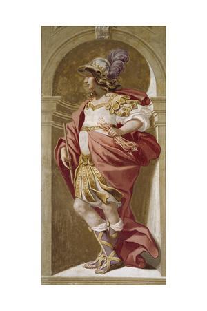 Allegorical Figure, 1650