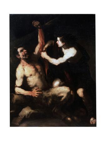 Marsyas and Apollo, Early 1650S