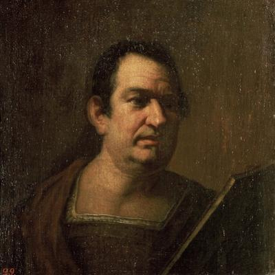 Portrait of a Man, C.17th Century