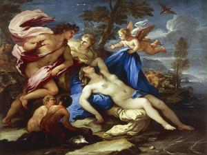 Bacchus and Ariadne by Luca Signorelli