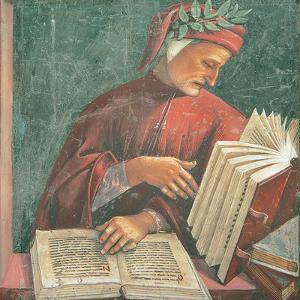 Dante Alighieri by Luca Signorelli