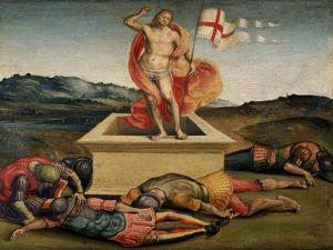 The Resurrection of Christ, C.1507 by Luca Signorelli