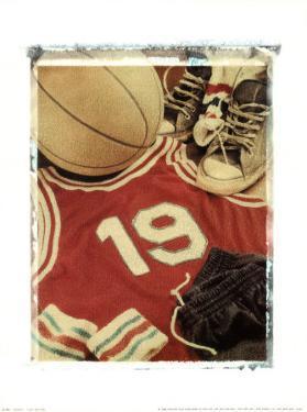 Basketball by Luca Ventura
