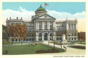 Lucas County Courthouse, Toledo