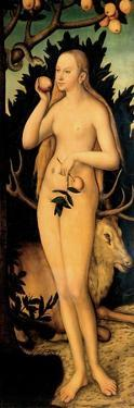 Eve, after 1537 by Lucas Cranach the Elder