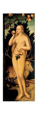Eve, after 1537 by Lucas Cranach the Elder