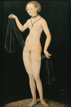 Venus by Lucas Cranach the Elder