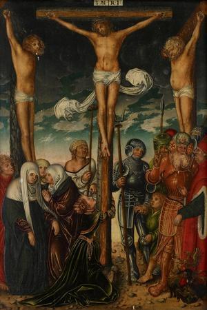 The Crucifixion, C.1575