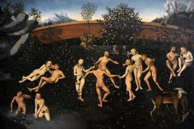 The Golden Age, C,1530