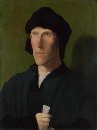 A Man Aged 38, Ca 1521