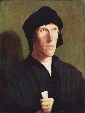 Portrait of 38-Year-Old Man, Ca 1521