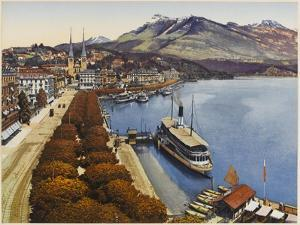 Lucerne: the Lakeside