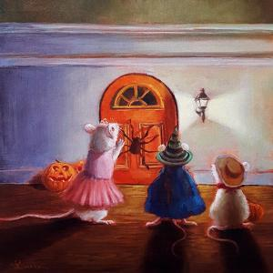 After Hour Trick or Treat by Lucia Heffernan