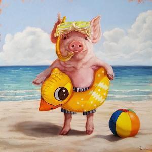 Baked Ham by Lucia Heffernan