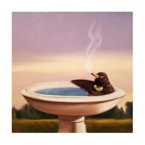 Executive Soak by Lucia Heffernan