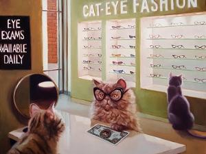 Feline Optical by Lucia Heffernan