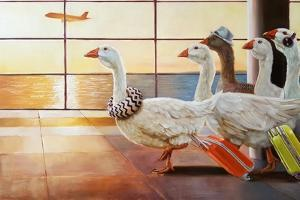 First Class Migration by Lucia Heffernan