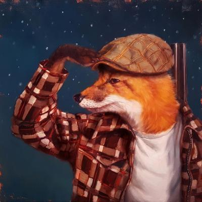 Fox Hunt by Lucia Heffernan