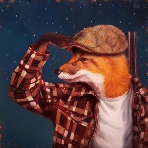 Fox Hunt by Lucia Heffernan