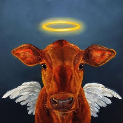 Holy Cow by Lucia Heffernan
