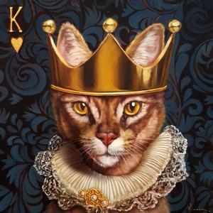 King of Hearts by Lucia Heffernan