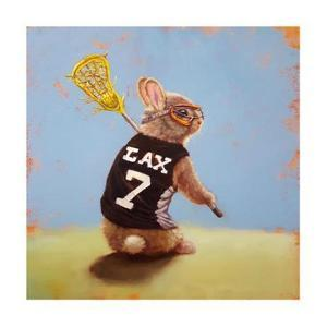 Lax Bunny by Lucia Heffernan