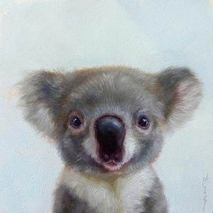 Lil Koala by Lucia Heffernan