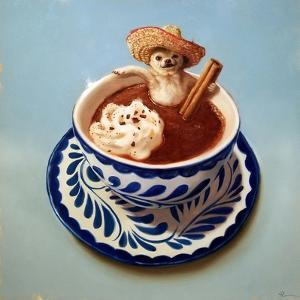 Mexican Hot Chocolate by Lucia Heffernan