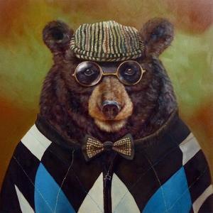 Papa Bear by Lucia Heffernan