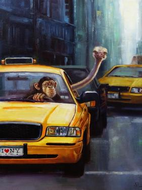 Rush Hour by Lucia Heffernan