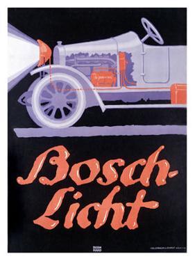 Bosch by Lucian Bernhard