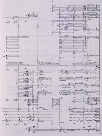 Music Score from Passaggio