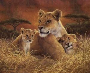 Motherly by Lucie Bilodeau