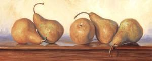 Pears III by Lucie Bilodeau