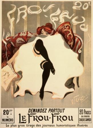 Le Frou-Frou by Lucien-Henri Weiluc