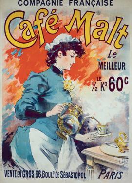 Cafe Malt by Lucien Lefevre