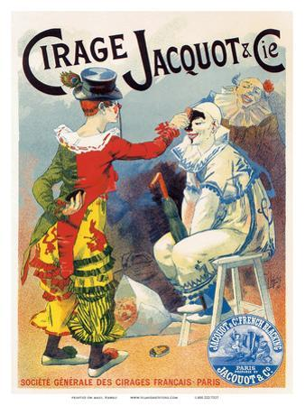 Cirage Jacquot & Co., Art Nouveau, La Belle Époque