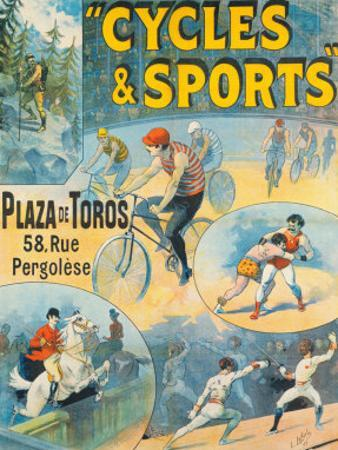 Exposition Internationale, Cycles & Sports