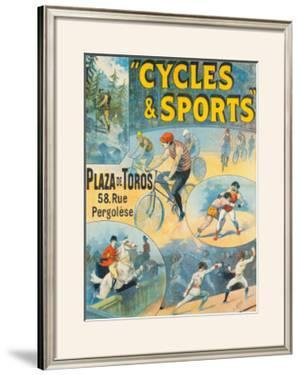 Exposition Internationale, Cycles & Sports by Lucien Lefevre