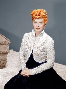 Lucille Ball, ca. 1940s