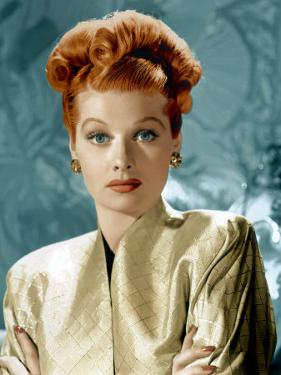 Lucille Ball, Mid-1940s