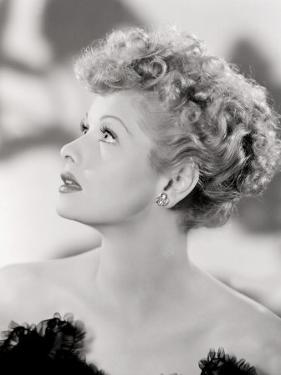 Lucille Ball Portrait, 1940's