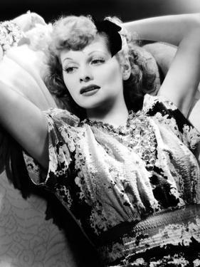 Lucille Ball, RKO Publicity Portrait, November 1940.