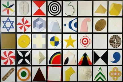 Casellario 40 Elementi, 1974