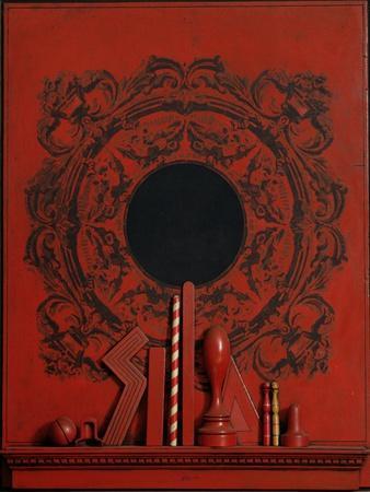 Grande Rosso, 1964