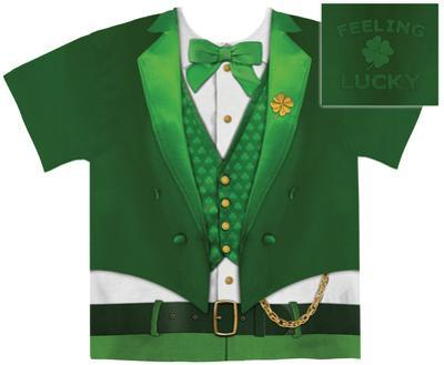 Lucky Leprechaun Costume Tee