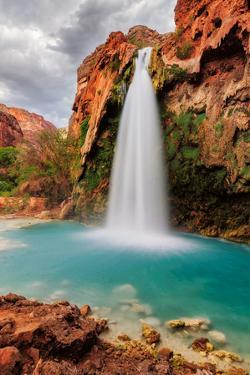 Amazing Havasu Falls in Arizona by lucky-photographer